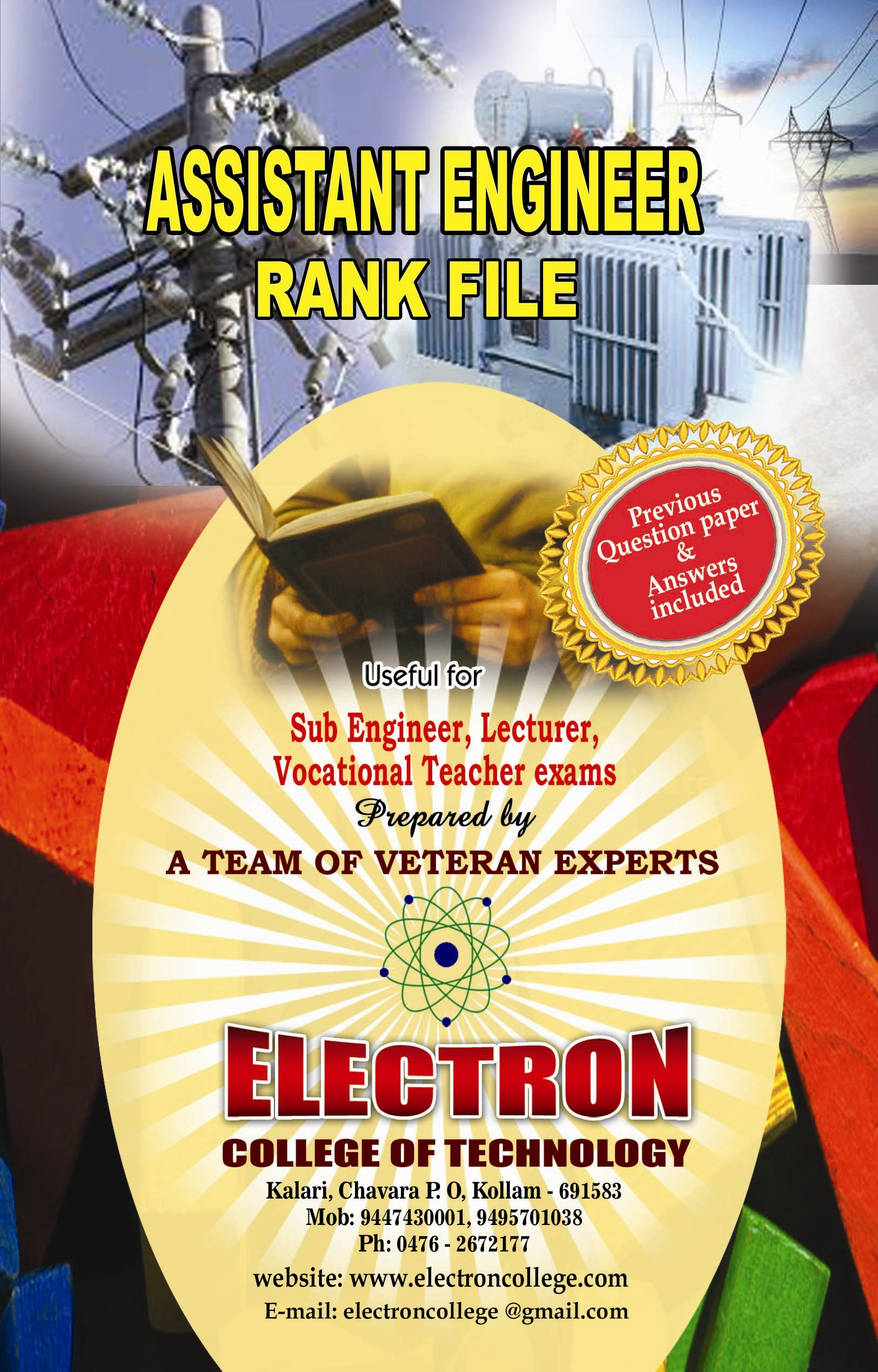 Assistant Engineer Electrical